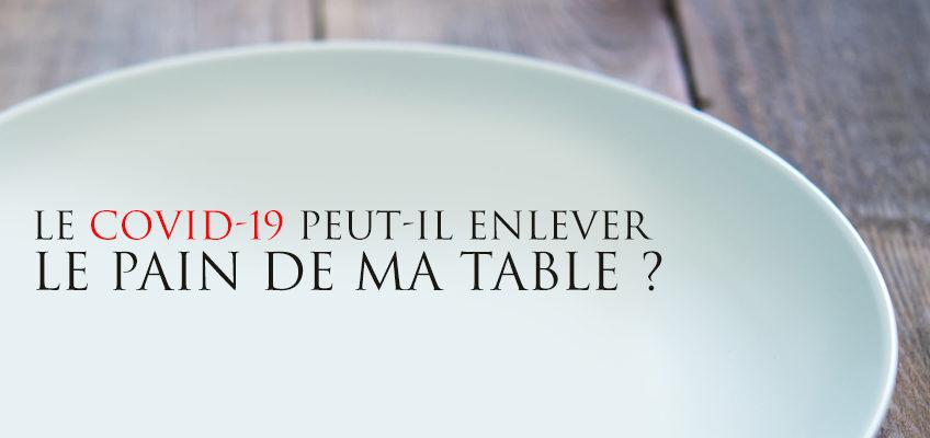 Tielman Slabbert French Translation COVID-19
