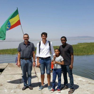 Lake Hawassa, Ethiopia