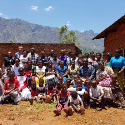 Church members, Mulanje, Malawi