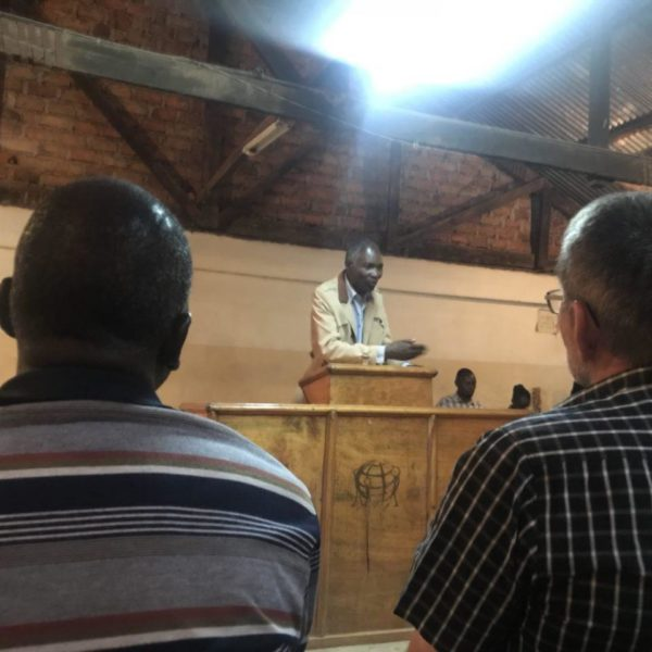 Church service, Kisumu, Kenya 2018