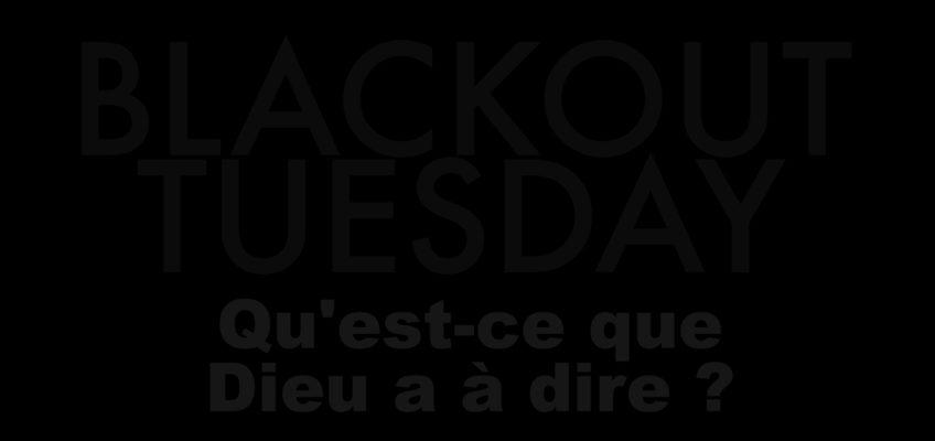 Tielman Slabbert Blackout French