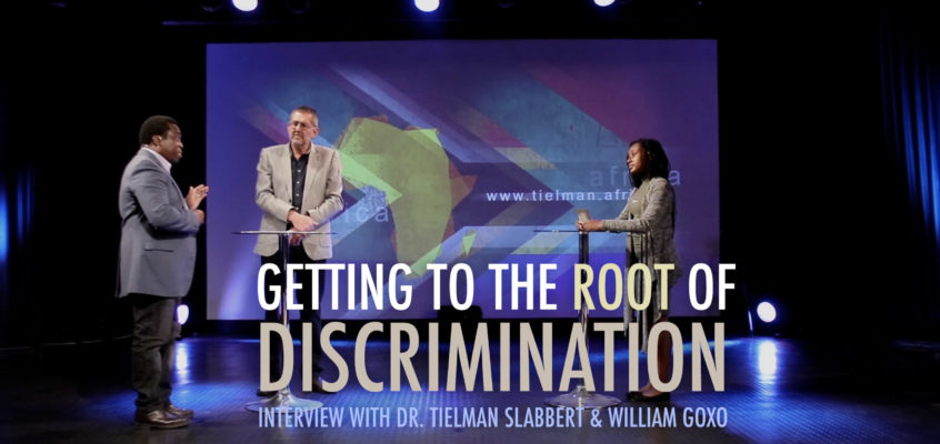 Getting to the Root of Discrimination – Watch Interview